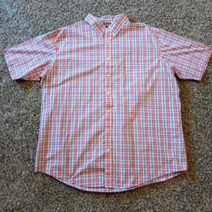 NWOT Croft&Barrow Easy Care 3xl Tall Button Down